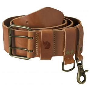 Equipment Belt - leather cognac