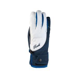 Cresta GTX Handschuh Women white-blue