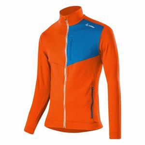 Fullzip Sweater - carrot