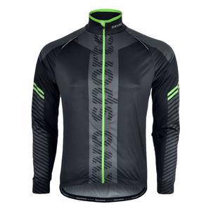 Membrane Cycling Jacket Parina - black/green
