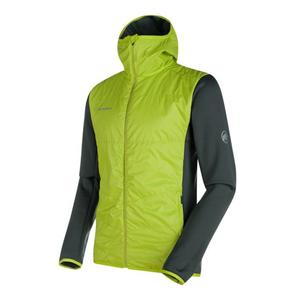 Aenergy IN Hybrid Jacket - sprout/graphite