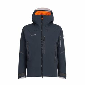Nordwand Thermo Hardshell Hooded Jacket - night