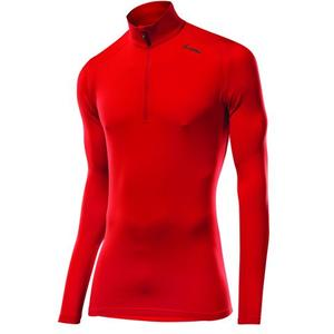Hr. Thermo-Velours Pulli - red