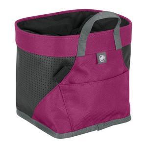 Stitch Boulder Chalk Bag - magenta/black