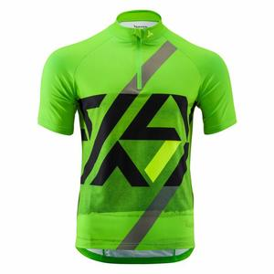 Gallo MTB Jersey - green/black