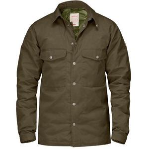 Down Shirt No.1 dark olive