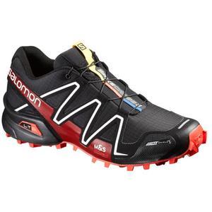 Spikecross 3 CS black/radiant red/white