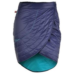 Women's Primaloft Skirt Ballone - navy/turquoise