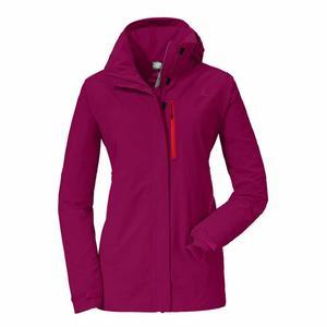 Jacket Tirol L Women - beet red