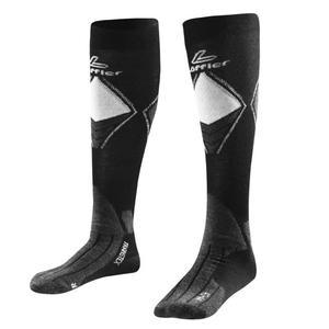 Transtex Merino long Socks - black