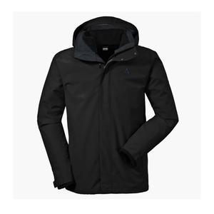 Schöffel 3in1 Venturi Jacket Turin - black