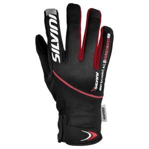 Ortles Glove - black-red