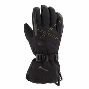 Therm-Ic Ultra Heat Glove Women - black