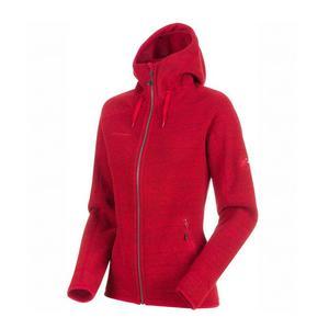 Arctic ML Hooded Jacket Women - magma/phantom melange