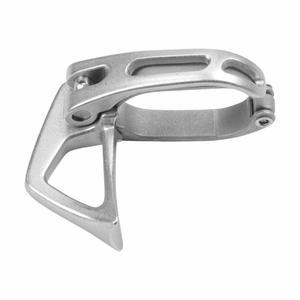 Leash Clamp - silver