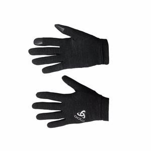 Natural+ Warm Gloves - black