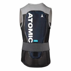 Live Shield Vest Amid - black grey