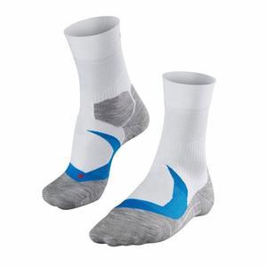RU4 Cool Running Socks - white