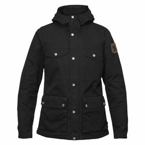 Greenland Jacket Women - black