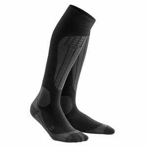 Ski Thermo Socks Women - black/anthracite