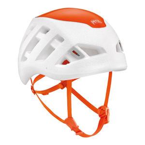 Petzl Sirocco Helmet - white/orange