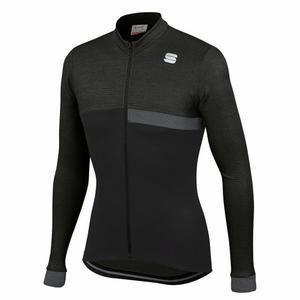Giara Thermal Jersey - black