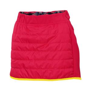 Rythmo Skirt Women - cherry