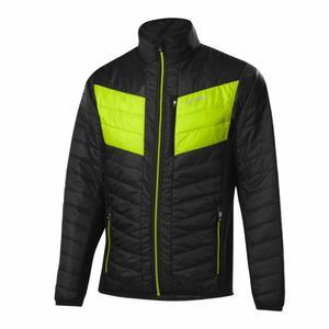 Primaloft® 60 Hotbond® Jacket - black/lime