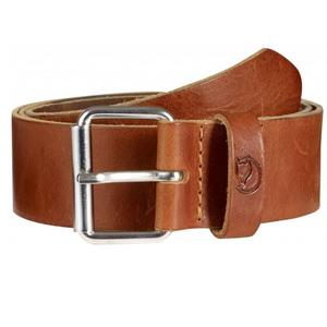 Singi Belt 4 cm - leather cognac