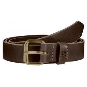 Singi Belt 2,5 cm - leather brown