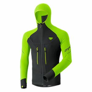 Mezzalama Race Jacket - lambo green