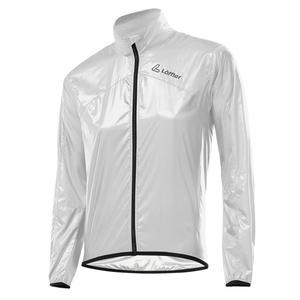 Windshell Bike Jacket Women - white