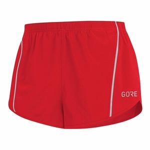 R5 Split Shorts - red