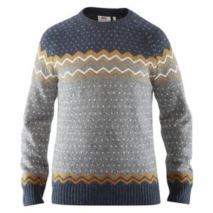 Övik Knit Sweater - acorn