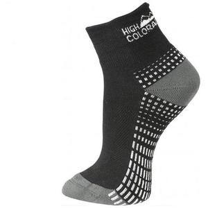 Biking Socken - black-silver