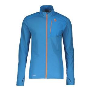Trail MTN Tech Defined Polar Jacket - aster blue