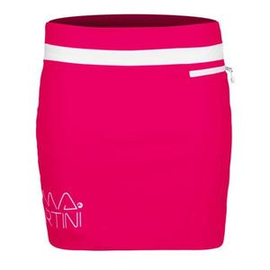 New Definition Skirt Women - hot pink/white