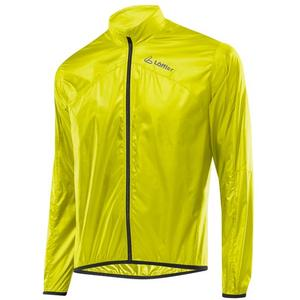 Bike Jacket Windshell - neon yellow