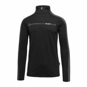 Optimate Shirt - black/steel