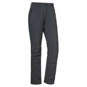 Schöffel Engadin Pants Women short - charcoal