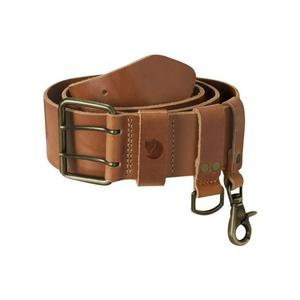 Equipment Belt leather cognac