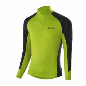 Transtex® Zip-Sweater Rob - lime