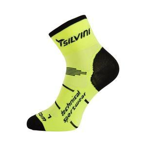 Orato Cycling Socks - neon