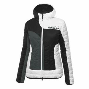 Progressive Jacket Women - steel/black/white