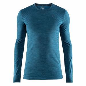 Fuseknit Comfort Shirt - fjord melange