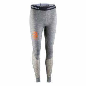 Airnet Wool Pants Women - shocking orange