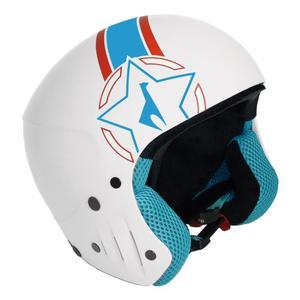 FIS Helmet Snow Ice - white