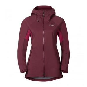 Synergy Jacket Women - zinfandel-sangria
