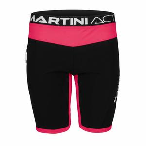 Active Shorts Women - black/bubblegum