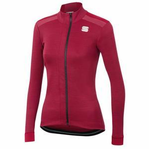 Giara Thermal Jersey Women - red rumba
